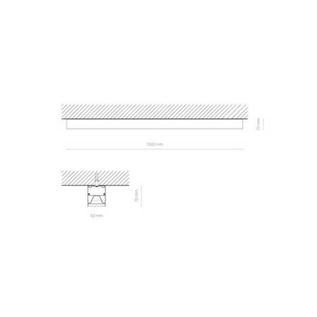 Office Pro Led White 8294 | Nowodvorski Lighting